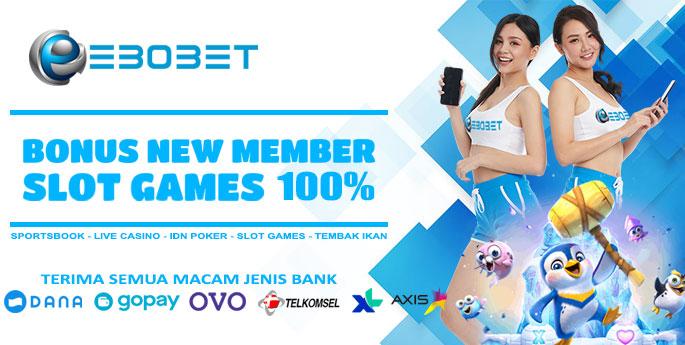 EBOBET : Agen Slots online terbaik 2020