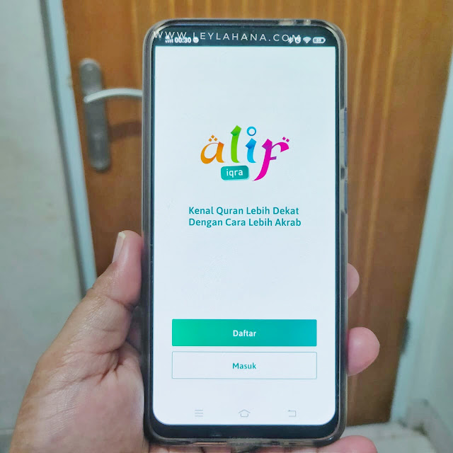 Aplikasi Alif Iqra