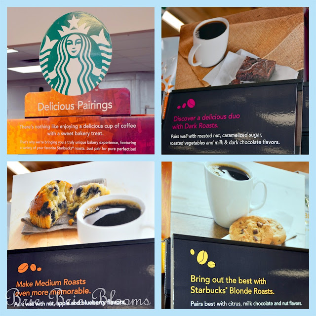 Thanking a teacher with Starbucks Holiday Blend and Walmart