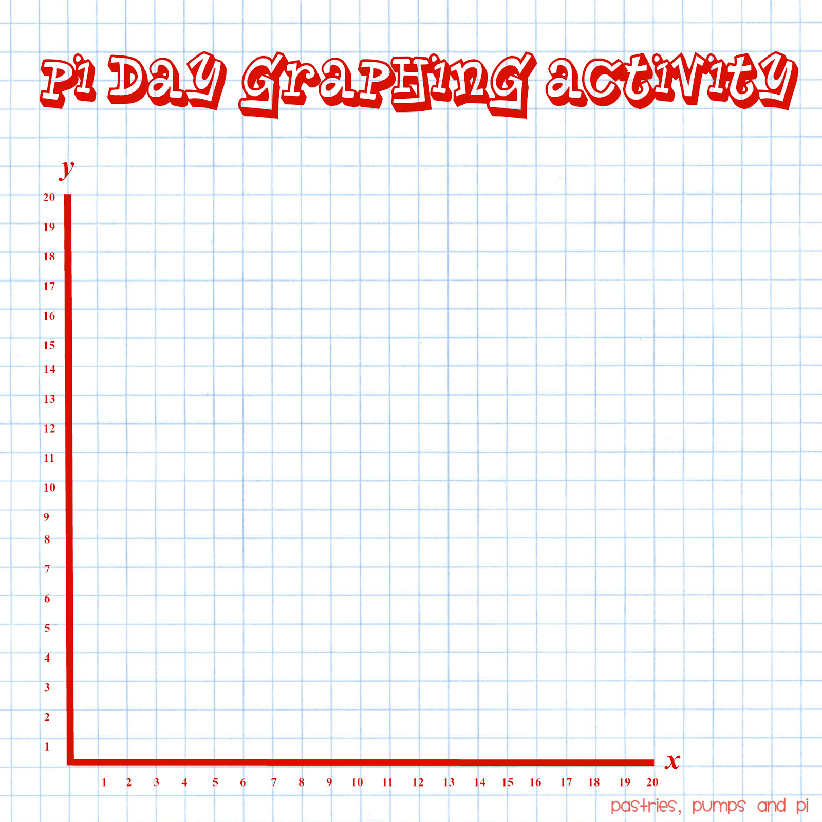 National Pi Day Free Printable