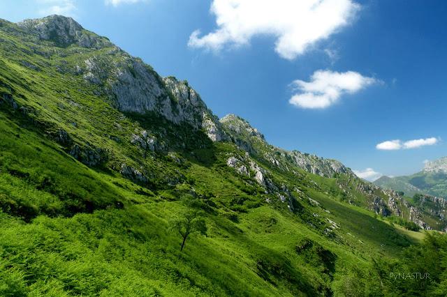Sierra del Crespón - Parque Natural de Redes