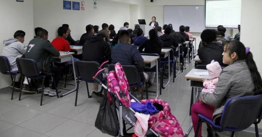 PRONABEC: Más de 800 postulantes participan en examen de aptitud de beca doble oportunidad - www.pronabec.gob.pe