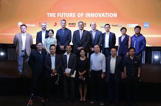 هواوي تجمع رواد الابتكار الصينيين مع أهم الشركات مستقبل الابتكار
