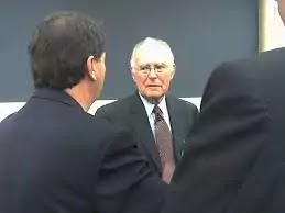 Gordon Moore (Intel Co-founder and chairman)