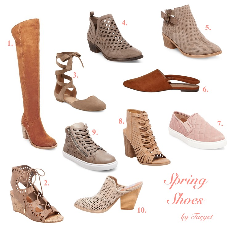 810d8731eccd6b Spring Shoes by Target - Ashley Donielle
