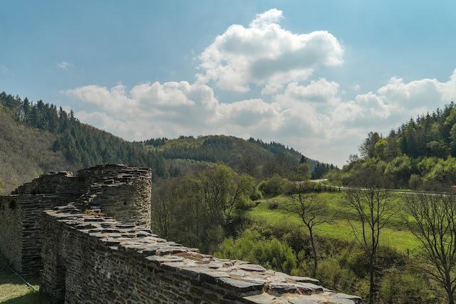 Saar-Hunsrück-Steig Etappe 20 Von Mörsdorf nach Kastellaun  Hängebrücke Geierlay Wandern im Hunsrück Traumschleifen-Hunsrück 08
