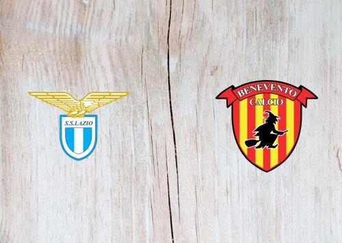 Lazio vs Benevento -Highlights 18 April 2021