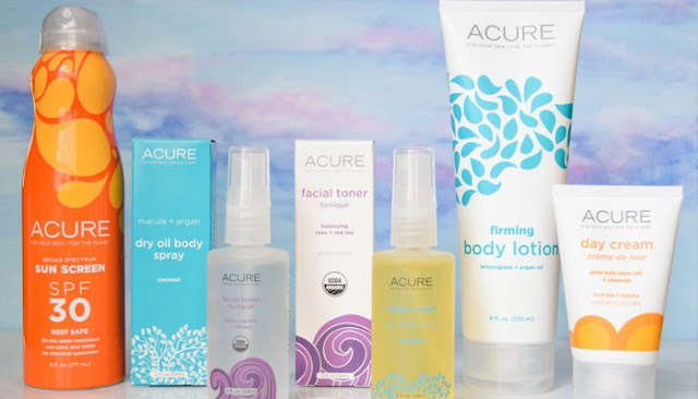 acure skin products reviews