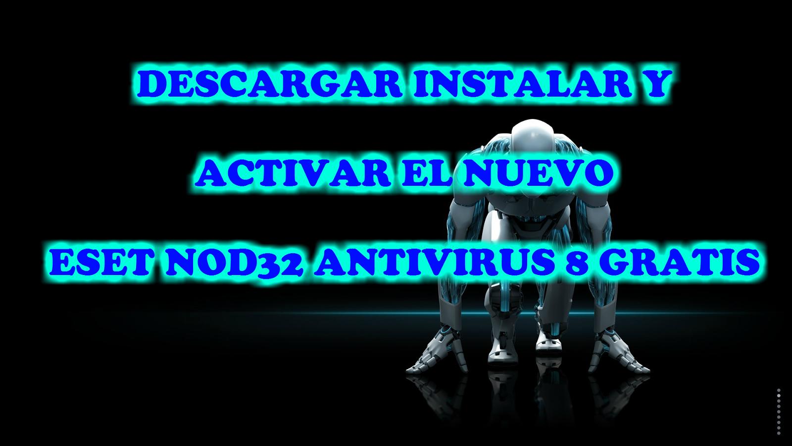 descargar nod32 v12 gratis