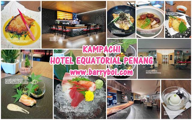 Japanese Food in Penang Hotel Equatorial Penang Penang Malaysia Blogger Influencer www.barryboi.com