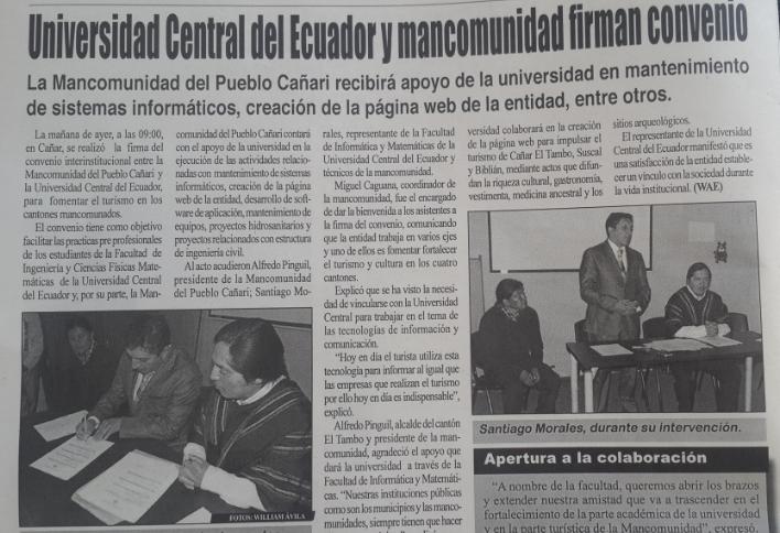 Santiago Morales - Docencia