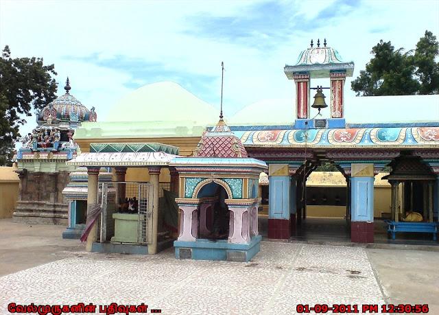 Pazhayarai temples
