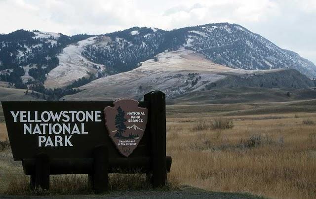 9 amazing things about Yellowstone park, USA