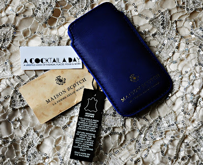 Scotch & Soda iPhone Case