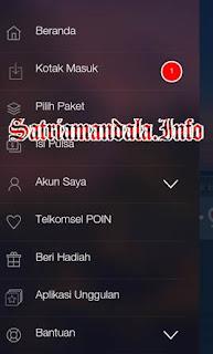 Aplikasi Telkomsel