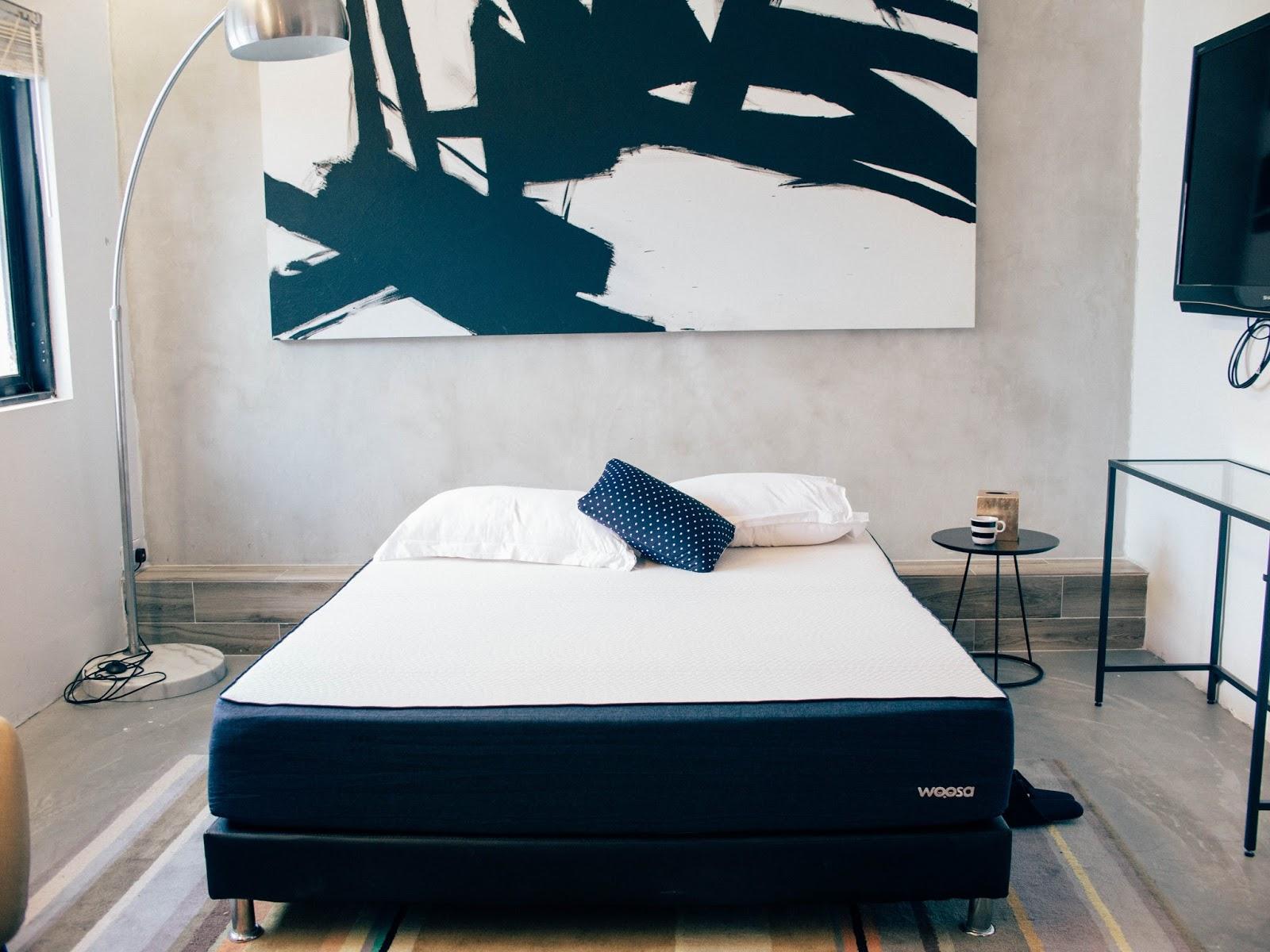 woosa mattress, memory foam, singapore, affordable mattress, sleep