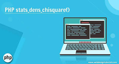 PHP stats_dens_chisquare() Function