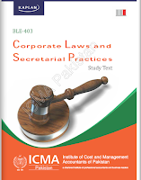 Corporate Laws and Secretarial Practices
