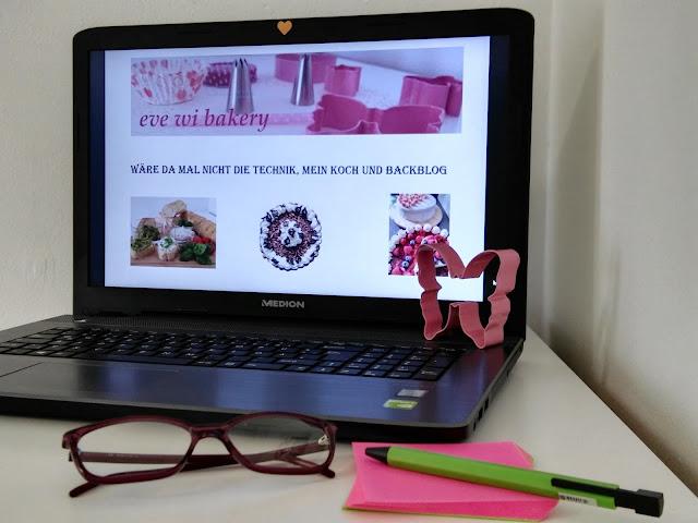 Technik, Kochen und bloggen
