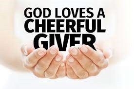 God Loves A Cheerful Giver - Catholic Daily Reading + Reflection: 16 June 2021