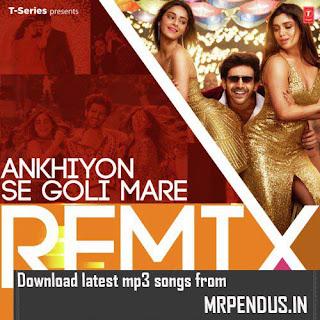 Ankhiyon Se Goli Mare Remix By Dj Yogii download free