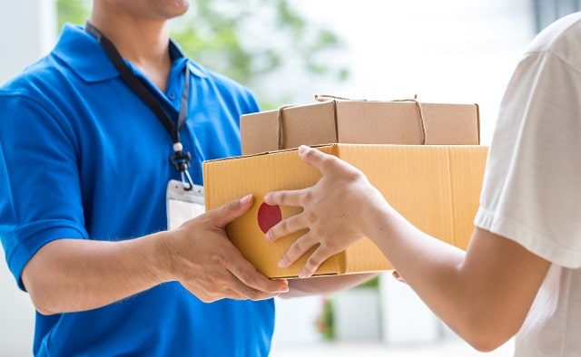how to starting a delivery service delivering products