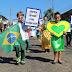 Segundo desfile atraiu grande público no bairro Copacabana em Lages