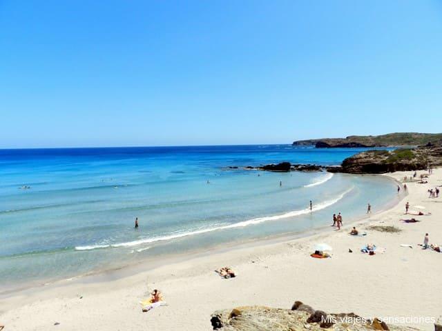 Cala Presili, Menorca