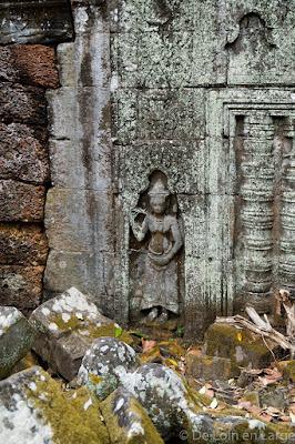 Ta Nei - Angkor - Cambodge