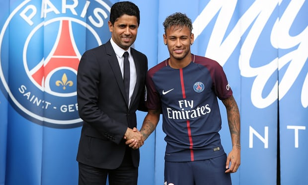 Uefa opens formal FFP investigation into PSG's transfer activity