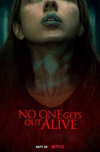 No One Gets Out Alive 2021 480p 300MB BRRip Dual Audio