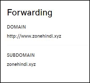 successfully-add-domain-and-subdomain-forwarding-settings-of-domain