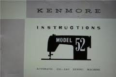 Kenmore Sewing Machine Manual Search