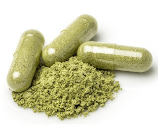 An encapsulated Kratom powder how long does kratom stay in your system pictures