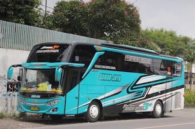 Bus Subur Jaya Vanquish