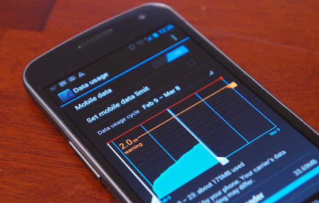 Cara Mengecek Aplikasi yang Banyak Menghabiskan Kuota Data