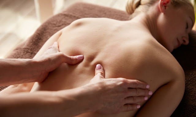 massage in central London