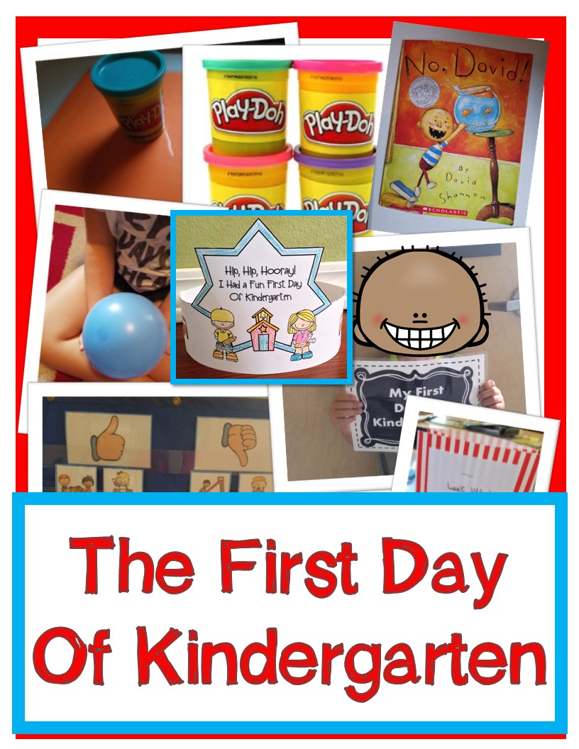 First Day Of College Picture: Mrs. McGinnis' Little Zizzers: First Day Of Kindergarten