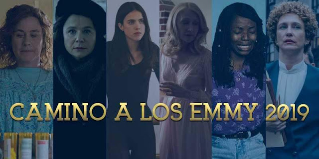 Camino a los Emmy 2019: Mejor actriz de reparto en serie limitada/TV Movie