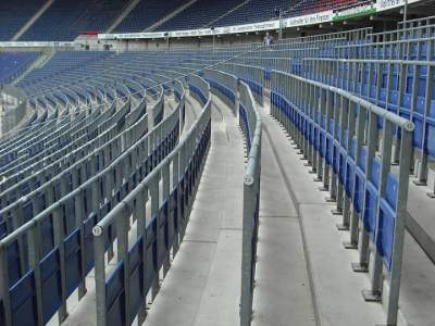 Premier League working on safe standing areas