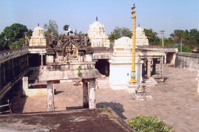 Alagu Mallari Krishna Swamy Temple History