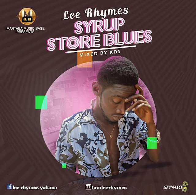 LEE RHYMES- Syrup store blues