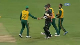 Australia vs South Africa 3rd T20I 2014 Highlights
