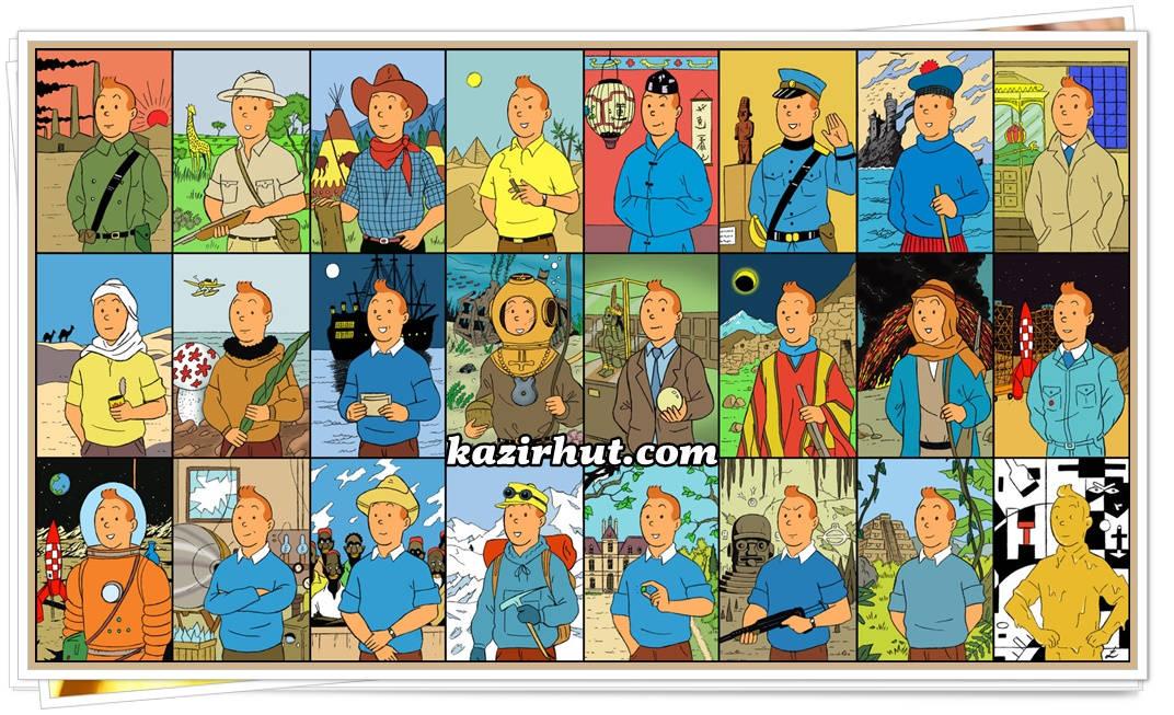 Tintin Books Pdf