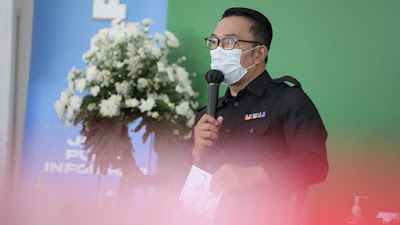 Kota Bandung Dikepung Zona Merah, Gubernur Minta Tak Berwisata Dulu ke Bandung