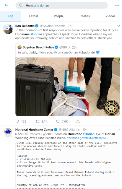 Dorian, Dorian Emergency, Emergency Information, Florida, Florida Hurricane, Gas Buddy, Hurricane, Hurricane Dorian, Hurricane Information, Information, Twitter, Florida East Coast,