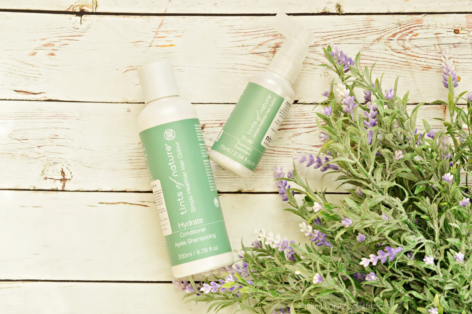 Tints of nature - kosmetyki ze składników naturalnych, dla wegan i wegetarian