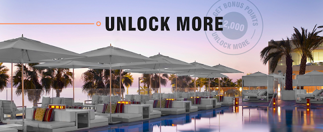 Marriott萬豪Q4活動-入住兩次可以獲得2,000獎勵積分,再住享更多優惠!(2019年12月31日前註冊)