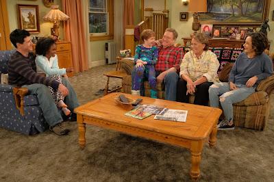 Roseanne y Dan Connor son los protagonistas