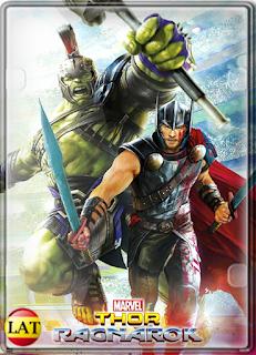 Thor: Ragnarok (2017) DVDRIP LATINO
